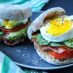 Quick Breakfast Egg Sandwiches