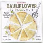 Trader Joe's Cauliflower Crust Pizza