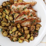 Easy Skillet Italian Chicken and Potatoes