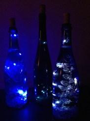 Blue Holiday Series Seasons Greetings #WaterArt