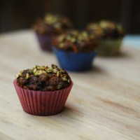 Whole Wheat Sunshine Muffins