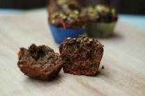 Whole Wheat Sunshine Muffins