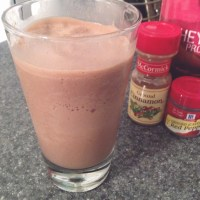 Mexican Hot Chocolate Protein Shake
