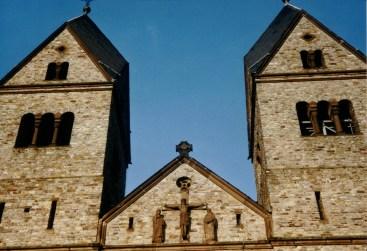 Abbey chapel