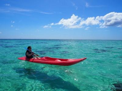 ユナイテッド特典航空券で行くタヒチ旅行記6~ヒルトンモーレアの水上バンガローからの絶景~