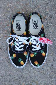 abacaxi vans