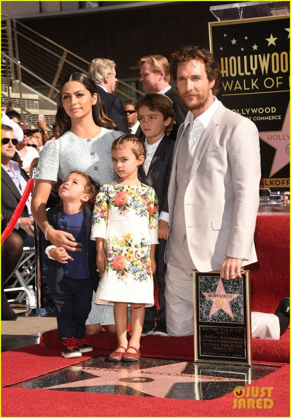 matthew-mcconaughey-family-hollywood-walk-of-fame-05