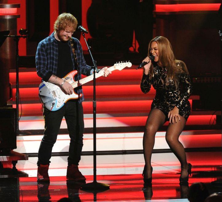 Ed-Sheeran-and-Beyonce