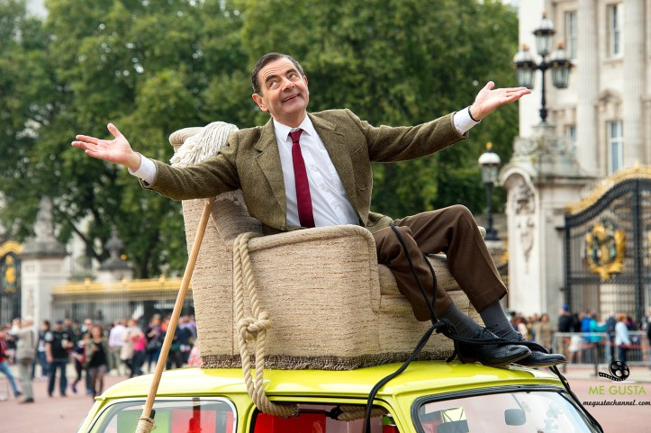 Britain Mr Bean 25th Anniversary Photocall