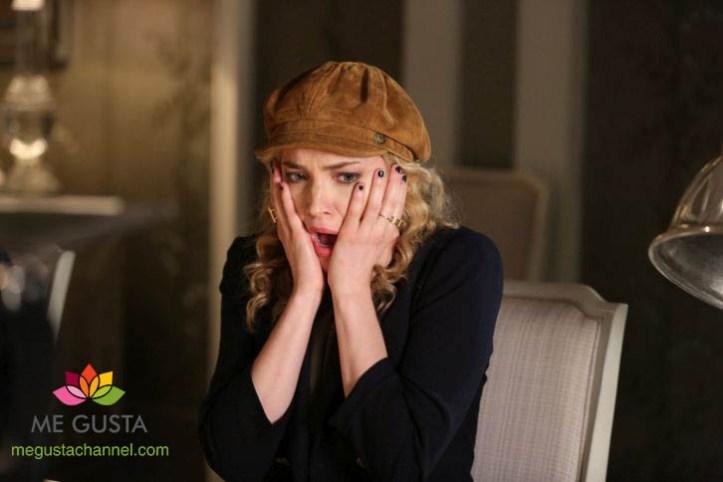 "SCREAM QUEENS: Skyler Samuels in the ""Thanksgiving"" episode of SCREAM QUEENS airing Tuesday, Nov. 24 (9:00-10:00 PM ET/PT) on FOX. ©2015 Fox Broadcasting Co. Cr: Patti Perret/FOX."