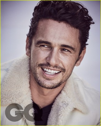 GQ Australia Sept_Oct 2017_James Franco - photography by Matthew Brookes_WEB