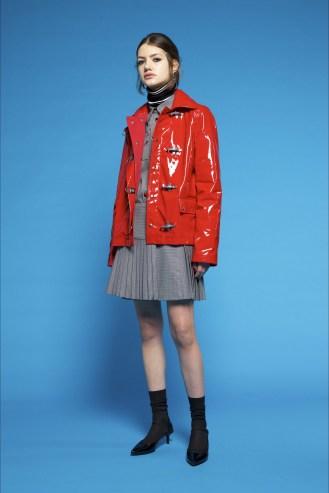 fay cappotto rosso
