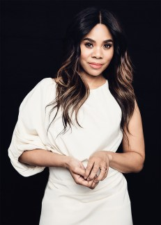 Regina Hall photographed by Shayan Asgharnia in Los Angeles, CA on April 27 2019