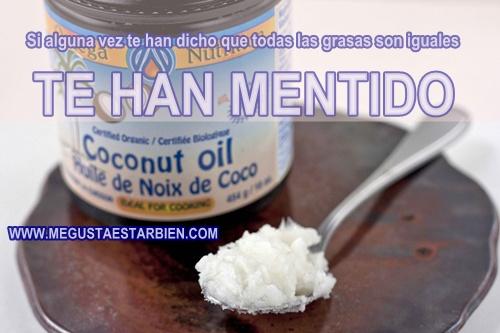 Aceite de coco bueno o malo para tu salud me gusta for Aceite de coco para cocinar
