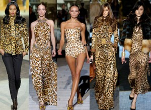 Animal Print en todas sus formas
