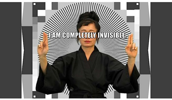 Hito Steyerl, How Not To Be Seen. A Fucking Didactic Educational, 2013, HD video file, single screen