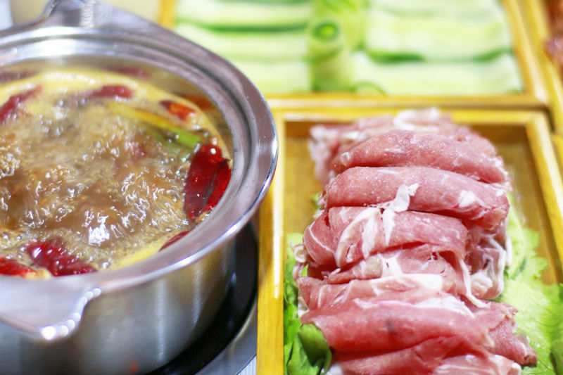 comer hot pot en Madrid