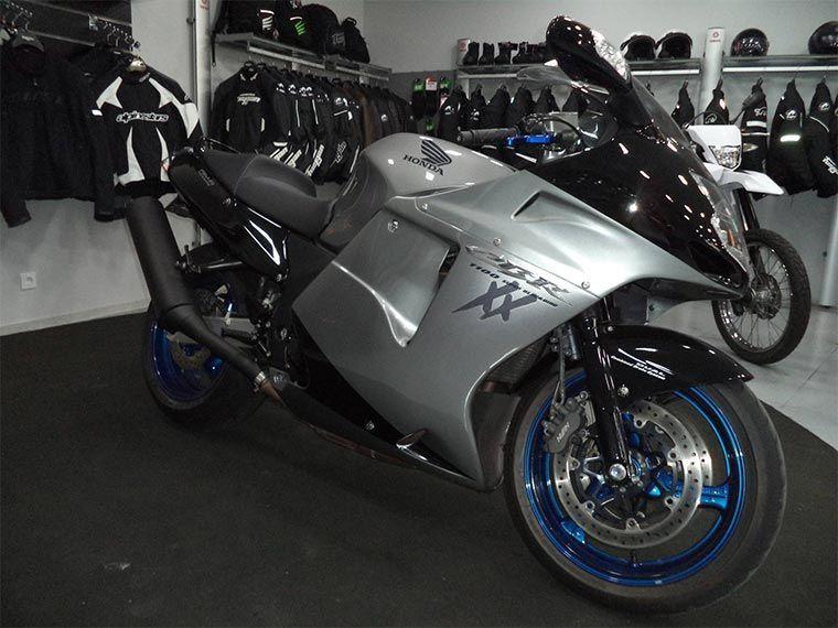 Honda CBR 1.100XX Blackbird