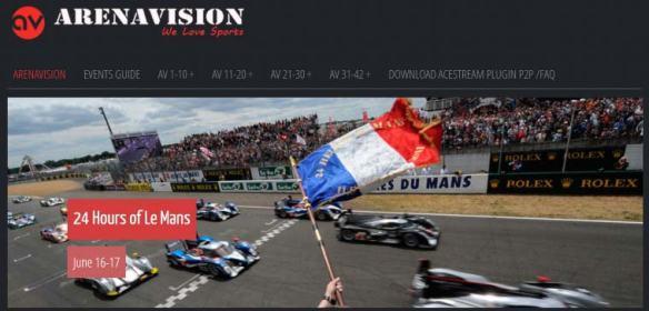 ArenaVision, retransmisiones online de MotoGP GRATIS