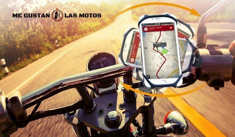 11 de los Mejores Soportes de móviles para Motos