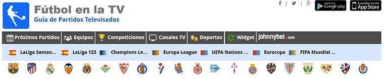 Cómo ver Fútbol en la TV