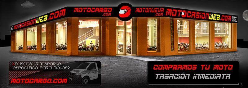 MOTOCASIÓN WEB, todas las motos de segunda mano aquí