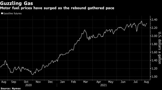 HelenCRobertson: Oil steadies as investors bet the global demand recovery will remain intact #OOTT