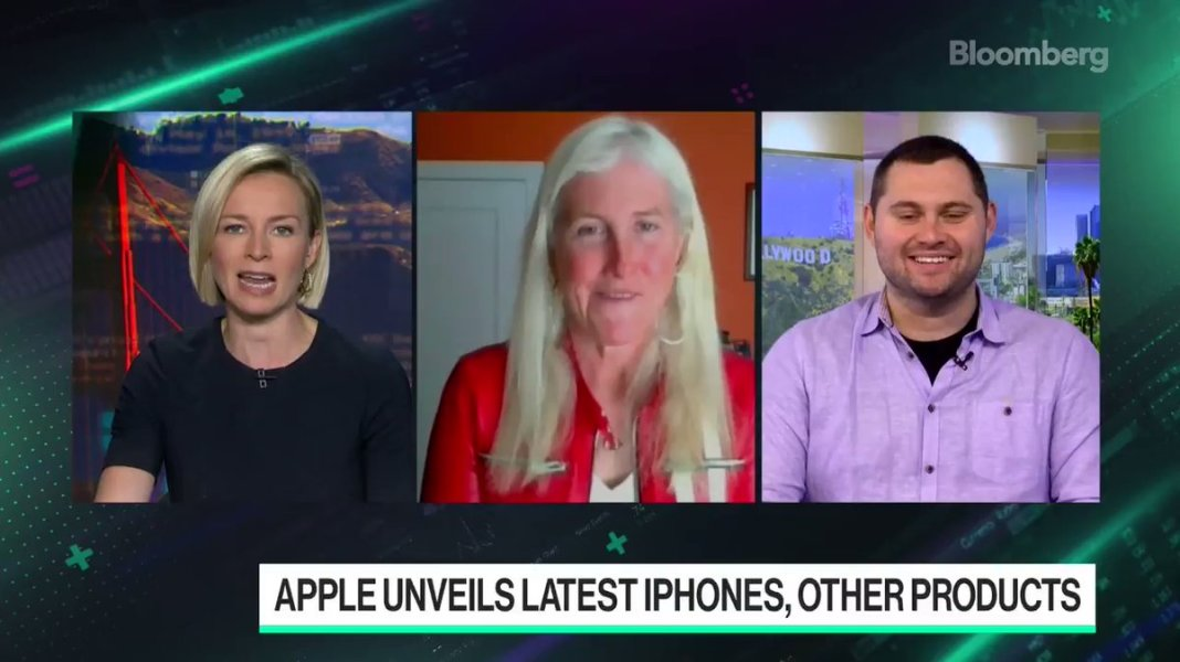 business: Here's what you need to know about Apple's latest product updates @BloombergTV