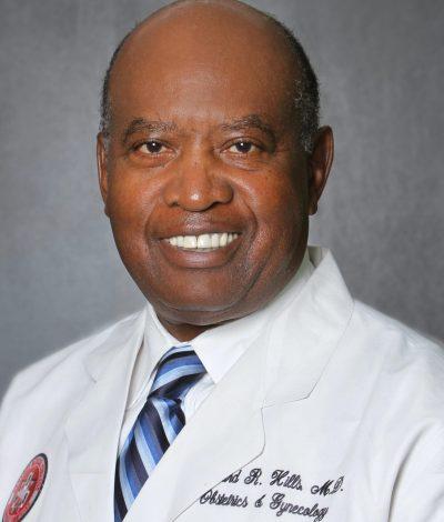Dr. Edward HIlls