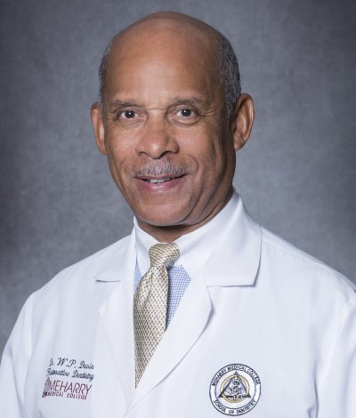 William Davis, D.D.S., MSPH