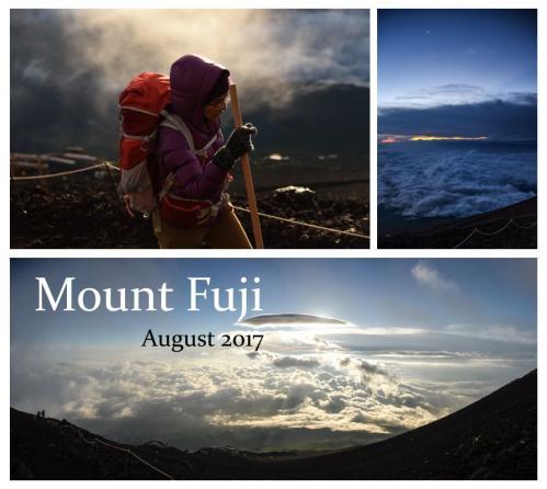 Mount Fuji - August 2017