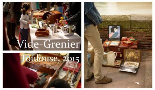 Vide-Grenier - Toulouse 2015