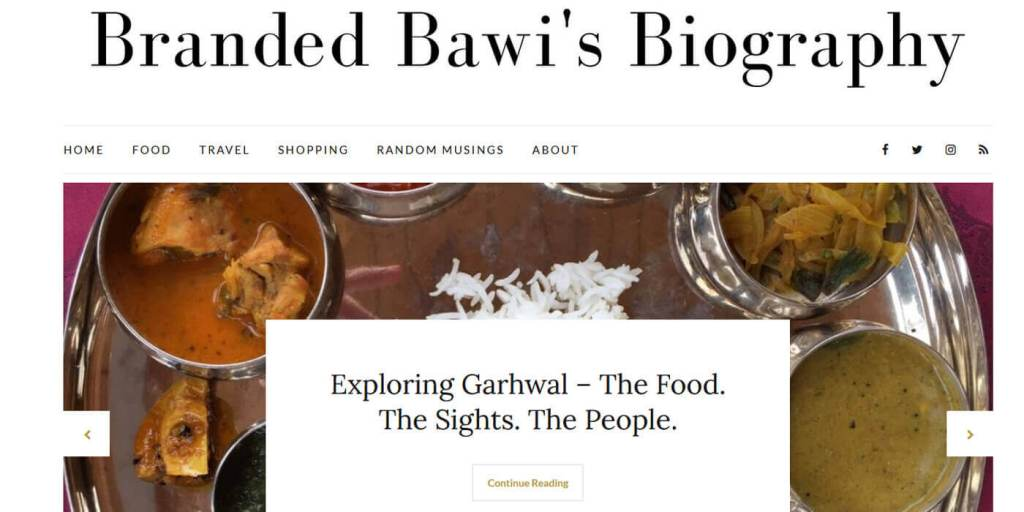 Branded Bawi Screenshot