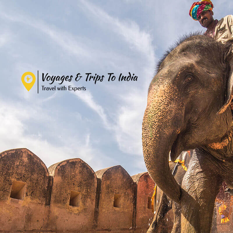 Voyages and Trips to India
