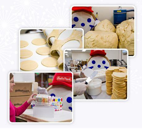 Smiley Cookies HandMade