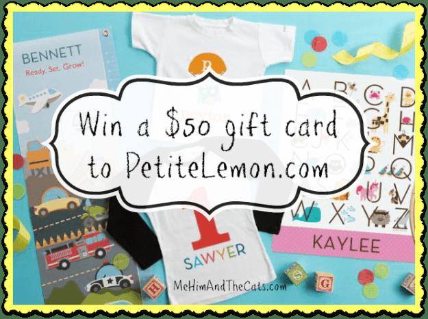 $50 gift card to PetiteLemon