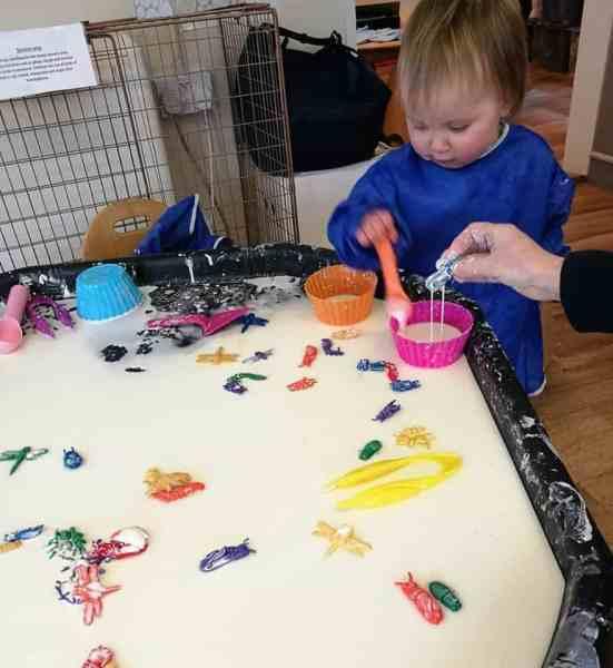 How We Chose Erin's Nursery