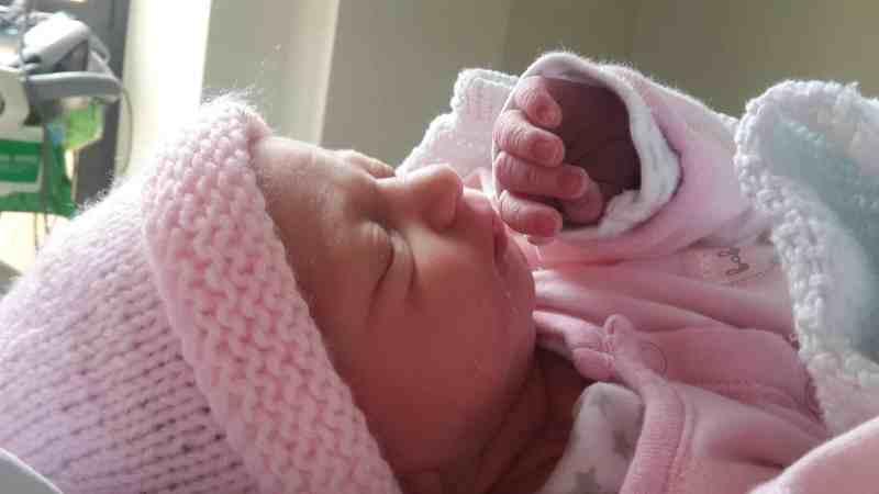 Newborn Erin