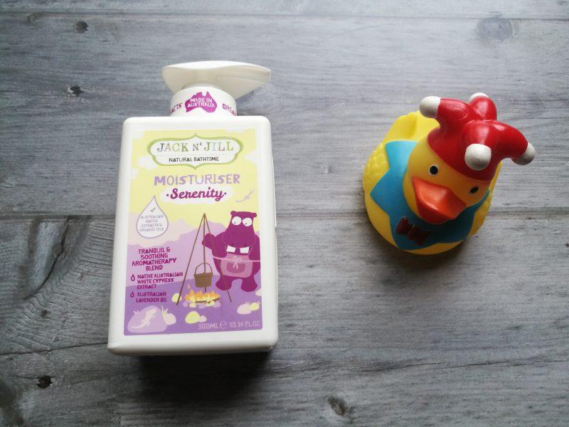 Jack N' Jill Natural Bathtime