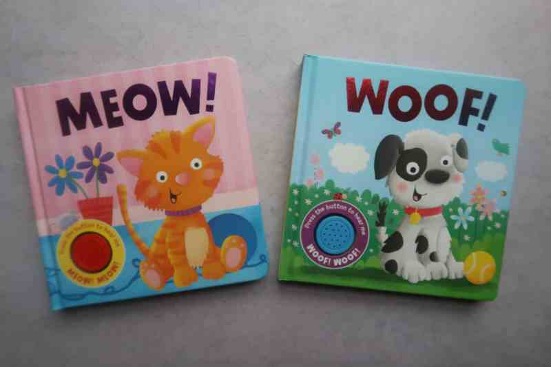 Toddler Books We've Been Reading: April 2018