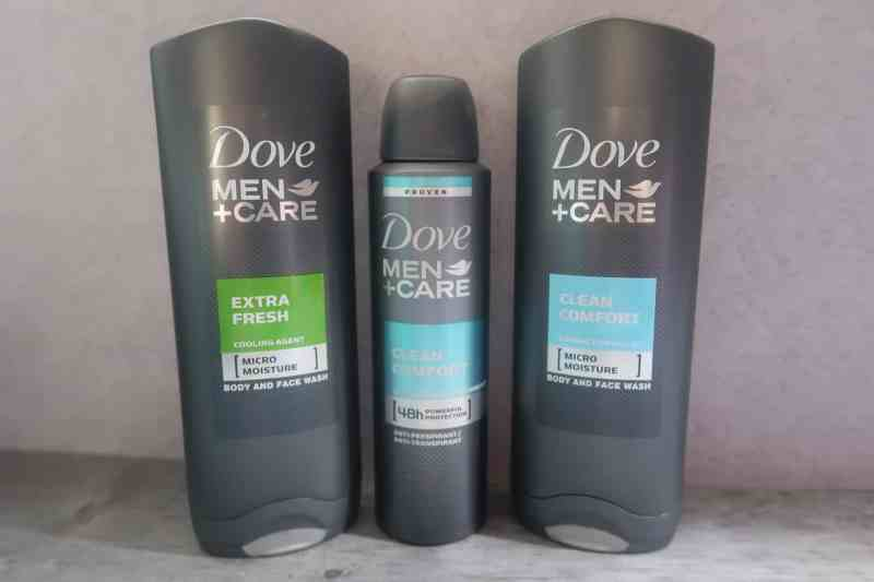Dove Men Care Daily Care Trio Gift Set