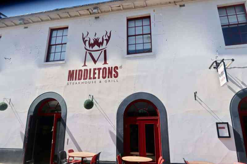 Middleton's Steakhouse and Grill, Norwich