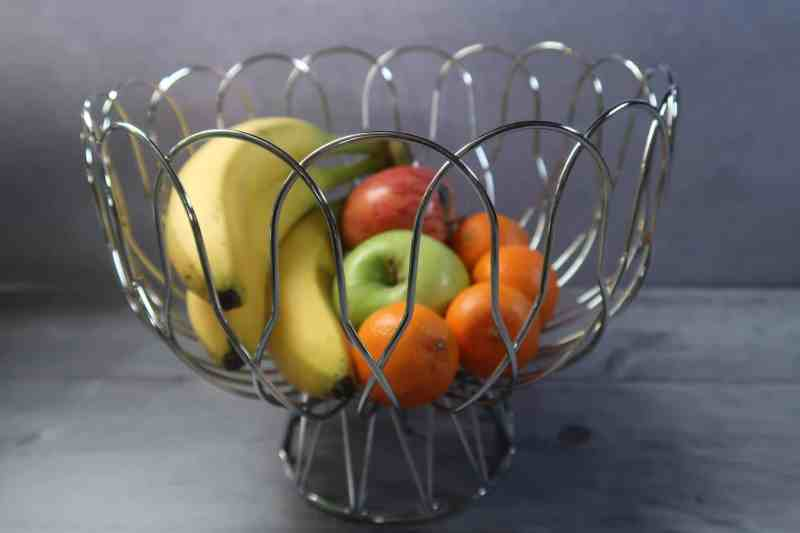 Wired Fruit Bowl