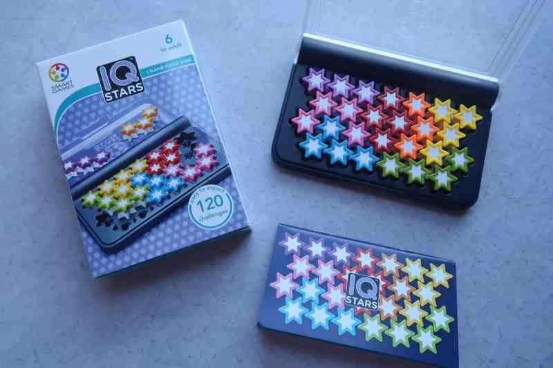 IQ Stars - 120 Challenges