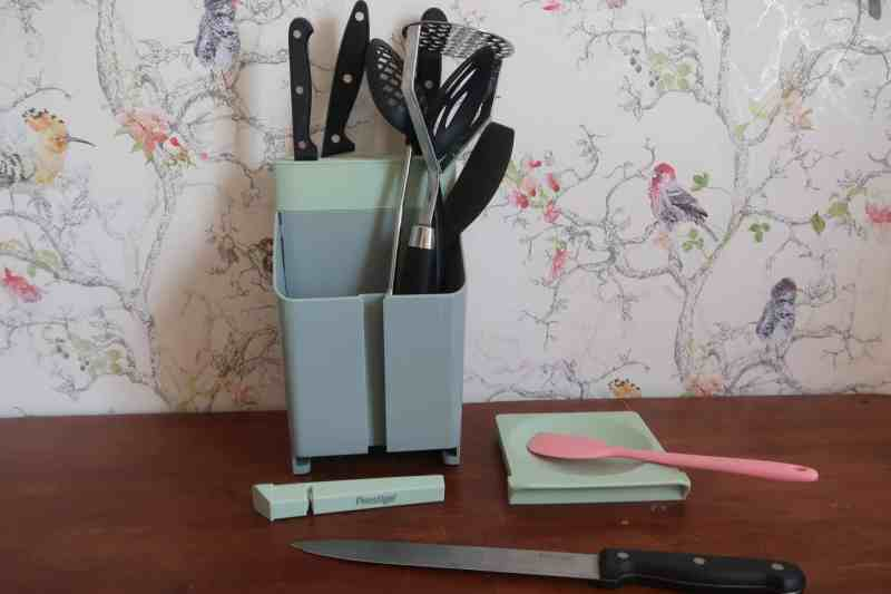 Prestige Kitchen Hacks Knife And Utensil Station