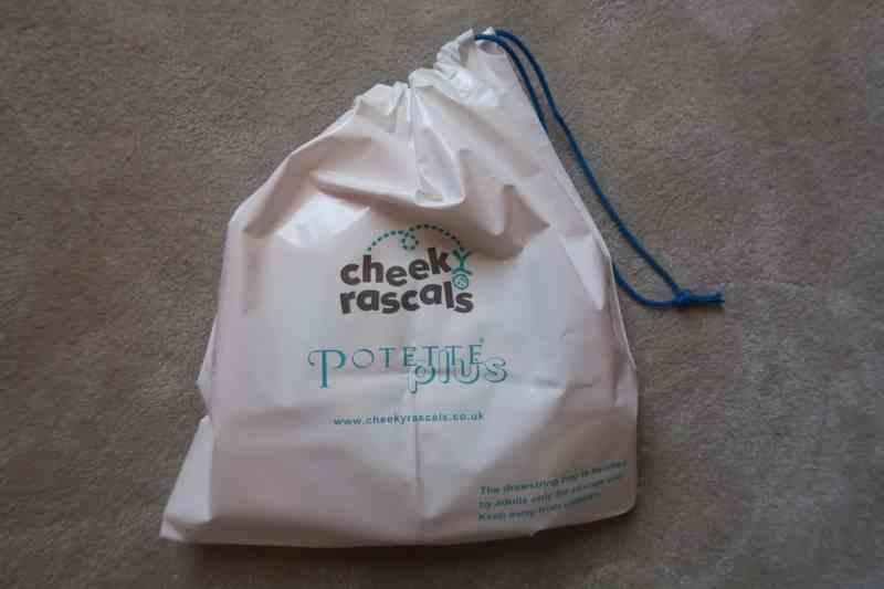 Potette travel bag