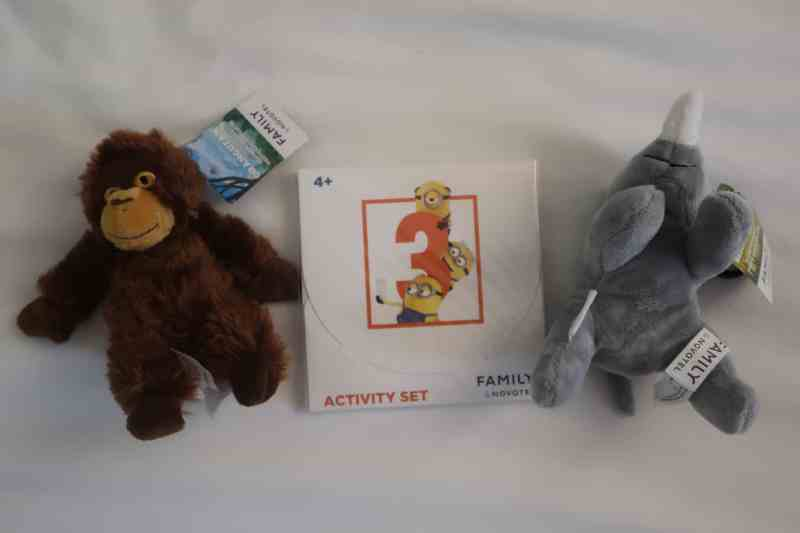 Novotel Children's Gifts