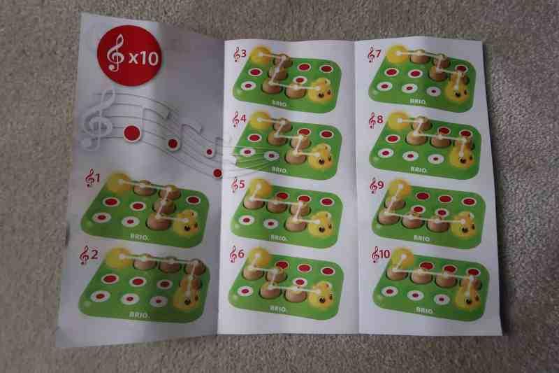 BRIO Play & Learn Musical Caterpillar