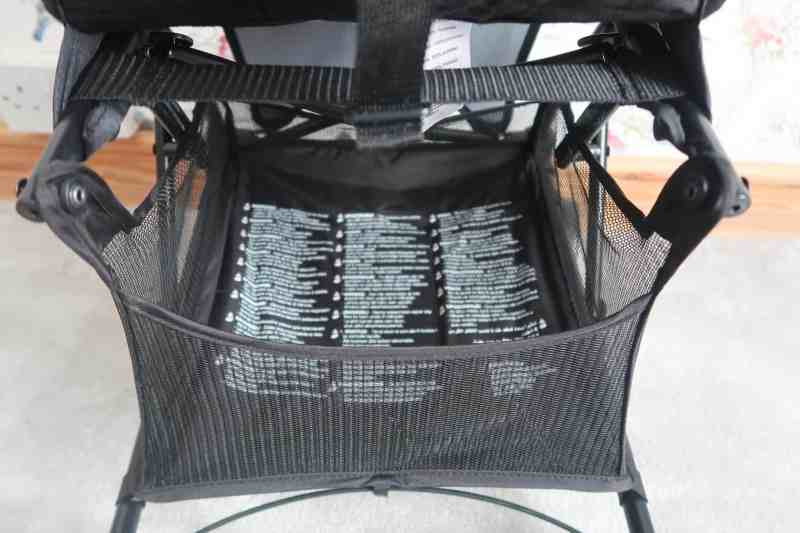Britax Holiday basket