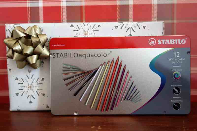 Stabilo Aquacolour Watercolour Pencils